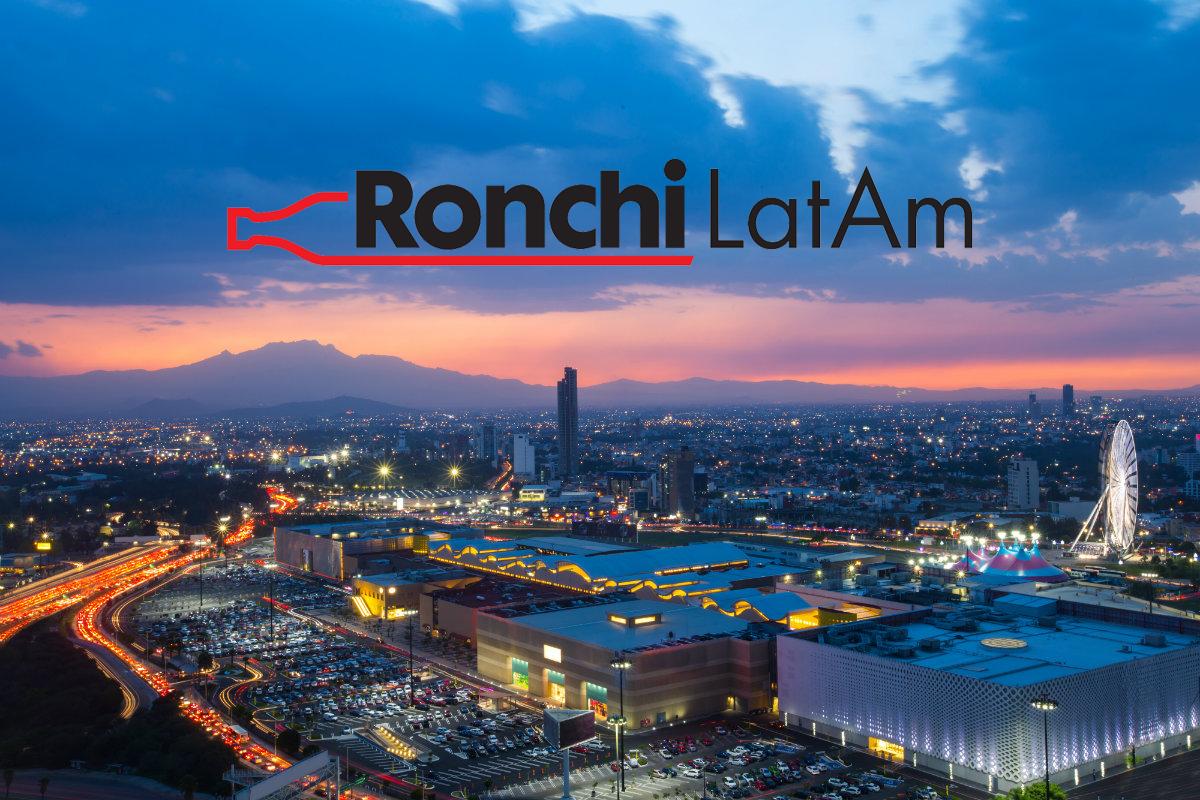 Ronchi LATAM nuova filiale